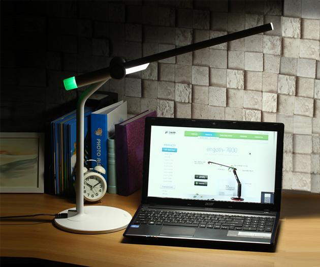 Đèn bàn LED 8100-W