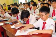 Tỷ lệ cận thị học đường ngày càng tăng